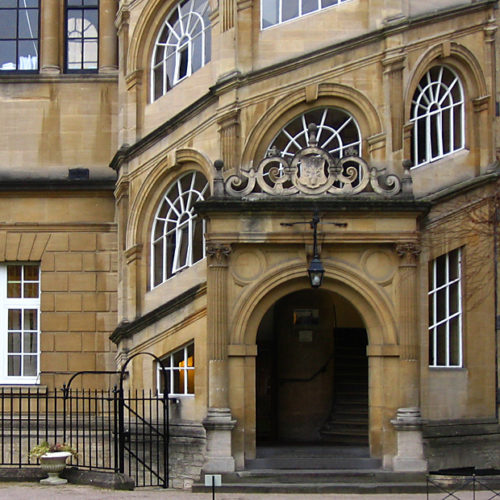 Hertford College Survey